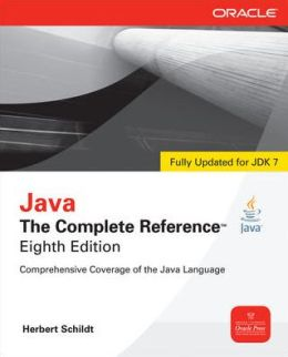 Java The Complete Reference, 8th Edition