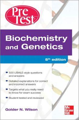 Biochemistry and Genetics