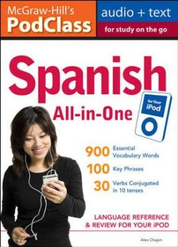 McGraw-Hill's PodClass Spanish All-in-One (MP3 Disc)