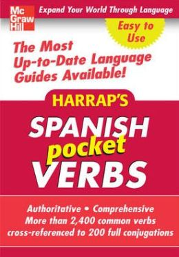 Harrap's Pocket Spanish Verbs