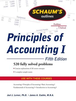 Schaum's Outline of Principles of Accounting I
