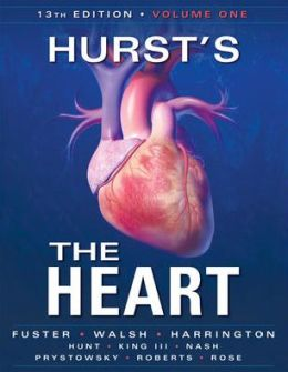 Hurst's the Heart (Two Volume Set)