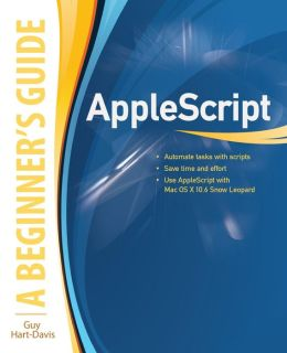 AppleScript: A Beginner's Guide