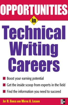Opportunites in Technical Writing