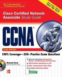 CCNA Cisco Certified Network Associate Study Guide (Exam 640-802) (PagePerfect NOOK Book)