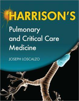 Pulmonary and Critical Care Medicine