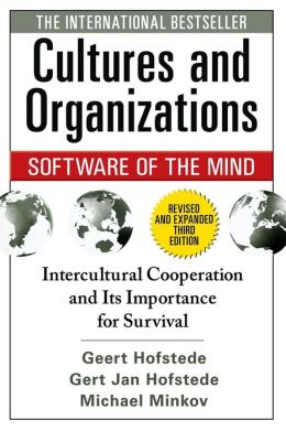 Cultures and Organizations: Software for the Mind, Third Edition