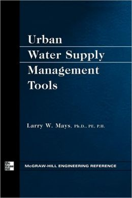 Urban Water Supply Management Tools