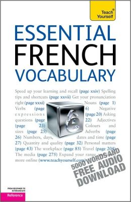 Essential French Vocabulary