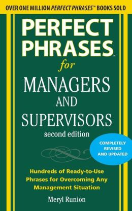 Managers and Supervisors