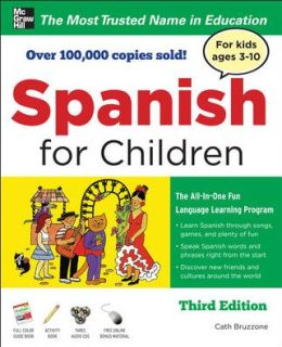 Spanish for Children: Fun, Activity-Based Language Learning
