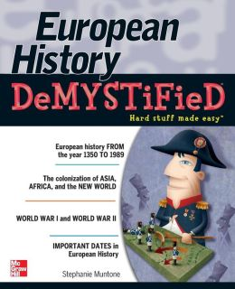 European History DeMYSTiFieD