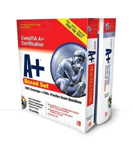 CompTIA A+ Certification Boxed Set (Exams 220-701 & 220-702)