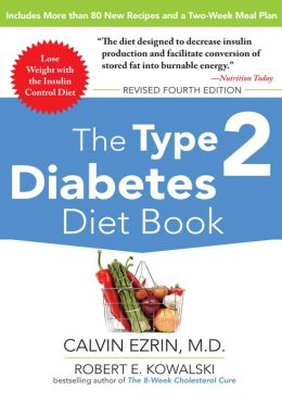 The Type 2 Diabetes Diet Book, Fourth Edition