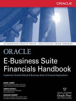 Oracle E-Business Suite Financials Handbook