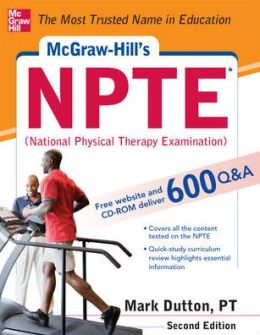 NPTE, National Physical Therapy Exam