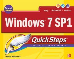 Windows 7 SP1 QuickSteps