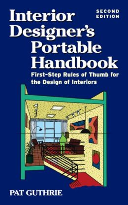 Interior Designers Portable Handbook 2/E (EBOOK)
