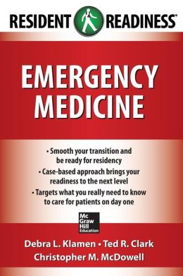 Resident Readiness Emergency Medicine