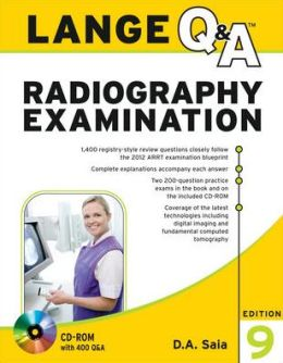 Lange Q&A Radiography Examination 9/E (SET 2)