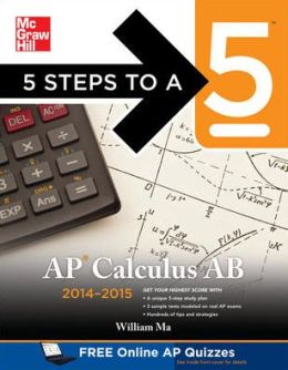 5 Steps to a 5 AP Calculus AB 2014-2015