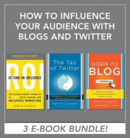 How to Influence Your Audience with Blogs and Twitter EBOOK BUNDLE