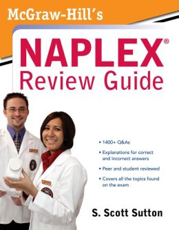 McGraw-Hill's NAPLEX Review Guide