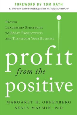 profit positive leadership strategies productivity