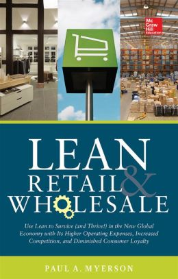 Lean Retail & Wholesale book cover