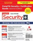 Book Cover Image. Title: CompTIA Security+ Certification Bundle, Second Edition (Exam SY0-401), Author: Glen E. Clarke