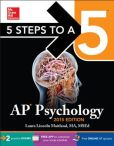 Book Cover Image. Title: 5 Steps to a 5 AP Psychology, Author: Laura Maitland
