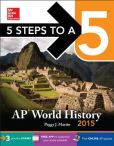Book Cover Image. Title: AP World History, Author: Peggy Martin