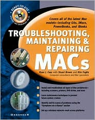 Troubleshooting,Maintaining,and Repairing MACs