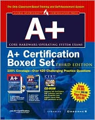 A+ Certification Boxed Set, 3rd Edition