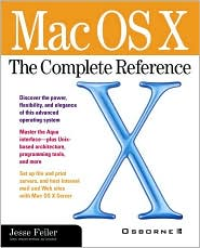 Mac OS X: The Complete Reference