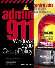 Admin911: Wwindows 2000 Group Policy