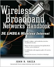 Wireless Broadband Networks Handbook