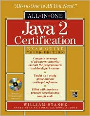 Java 2 All-in-One Certification Exam Guide