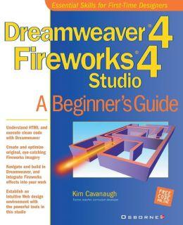 Dreamweaver(R) 4 Fireworks(R) 4 Studio