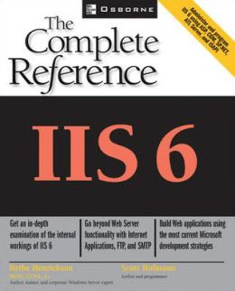 IIS 6: The Complete Reference