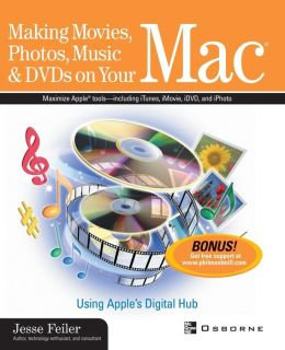 Making Movies, Photos, Music, & Dvds On Your Mac
