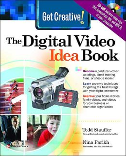 Get Creative! The Digital Video Book