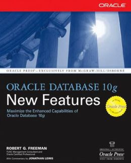 Oracle Database 10g New Features