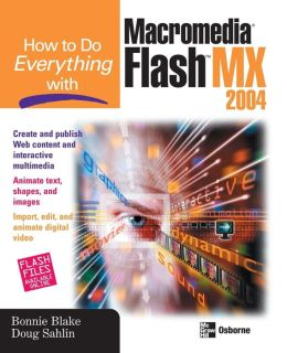 Macromedia Flash Mx (2004)