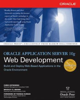Oracle Application Server 10g Web Development