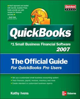 QuickBooks 2007 the Official Guide