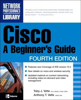 Cisco: A Beginner's Guide, Fourth Edition