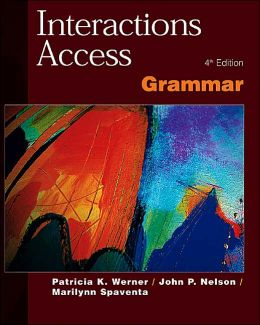 Interactions Access Grammar SB