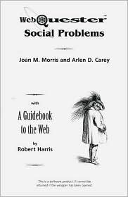 Webquester: Social Problems (New Only)