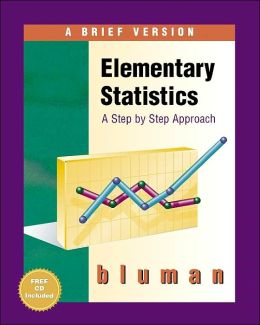 Elementary Statistics: A Brief Version with Data CD-ROM